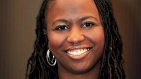 Portrait photograph of Sherri Ann Charleston.