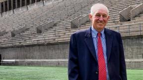 Photograph of Harvard athletics director Robert L. Scalise